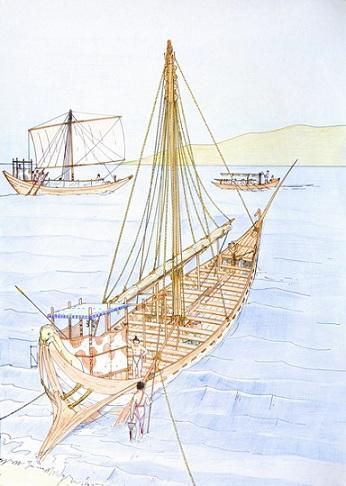 Ship of Thera