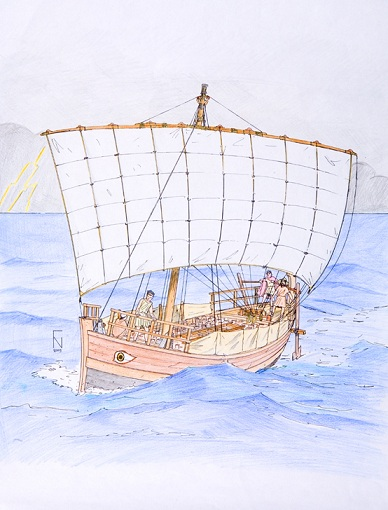 Hellenistic Cargo Ship