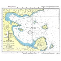 Bay and Port of Markopoulo (Porto Rafti) Nautical Chart