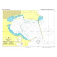 Lavrio Harbour Nautical Chart