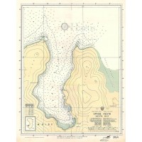 Mesta Bay (Chios Island) Nautical Chart