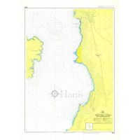 Thira - Athinios Harbours (Thira Island) Nautical Chart