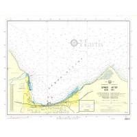Aigio Bay (Corinthiakos Gulf) Nautical Chart