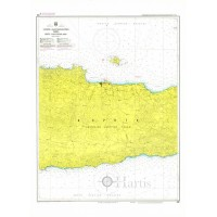 East-Central Crete  Nautical Chart