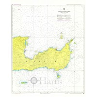East Crete  Nautical Chart