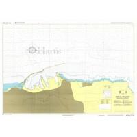 Irakleion Harbour (Kriti Island) Nautical Chart