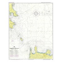 Monemvasia to Souda Bay Nautical Chart