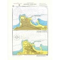 Rethymno Harbour (Kriti Island) Nautical Chart