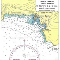 Bays and Harbours of Southern coasts of Kriti Island Nautical Chart