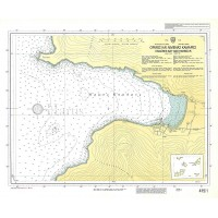 Kamares Bay and Harbour (Sifnos Island) Nautical Chart