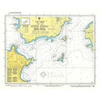 Kimolos Straits (Kyklades Islands) Nautical Chart