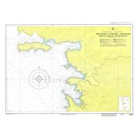 Mericha - Episkopi - Apokreiosi Bays (Kithnos Island) Nautical Chart