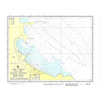 Rafina Harbour Nautical Chart