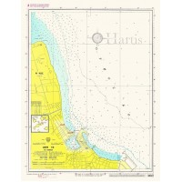 Kos Harbour Nautical Chart