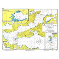 Channel of Atalanti - Oreos - North Evvoikos Gulf Nautical Chart