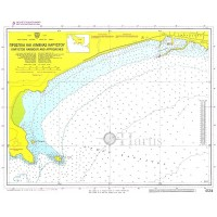 Karistos Harbour and Approaches (S. Evoikos Gulf) Nautical Chart