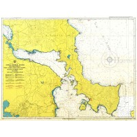 South Evoikos Nautical Chart