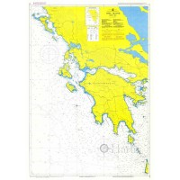 Ionian Sea Nautical Chart