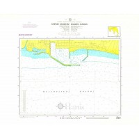 Kalamata Harbour (Messiniakos Gulf) Nautical Chart