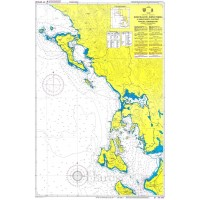 North Ionian Sea - Othonoi to Zakynthos Nautical Chart