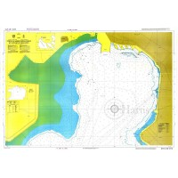 Bay and Port of Thessaloniki Nautical Chart
