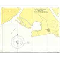 Bays and Ports of Strymonikos and Ierissos Gulf Nautical Chart