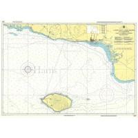 Cape Fanari to Cape Gremia (Boztepe) and Samothraki Island
