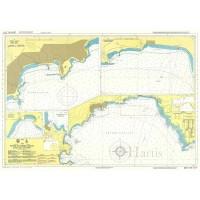 Kavala Gulf and Ports Nautical Chart