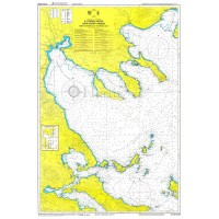 North Evoic to Kavala Gulf Nautical Chart