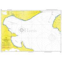 Strymonic & Ierissos Gulfs to Thassos Island Nautical Chart