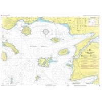 Thracian Sea Nautical Chart