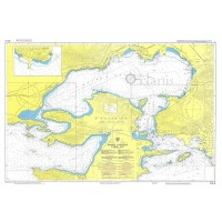 Elefsina Gulf (Saronikos Gulf) Nautical Chart