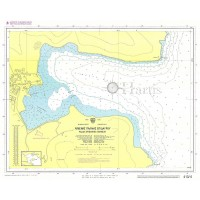 Palaia Epidavros Harbour (Saronikos Gulf) Nautical Chart