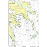 Cape Maleas to Kymi Nautical Chart