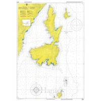 Strait of Peristera - Alonissos (Sporades Islands) Nautical Chart