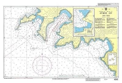 Ios Bay Nautical Chart