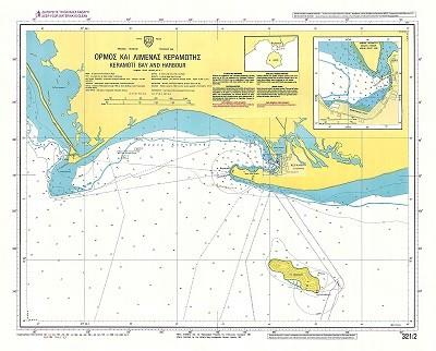Keramoti Bay and Harbour (Thracian Sea)